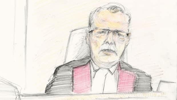 Court of Queen's Bench Justice John Walsh died in February. His Miramichi position has been moved to Saint John but remains unfilled. (Andrew Robson - image credit)