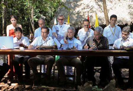 Presidential Summit for the Amazon in Leticia