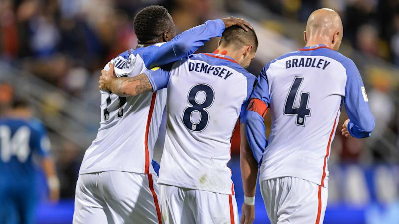 Dempsey, Howard and Bradley among six United States changes for Gold Cup knockouts