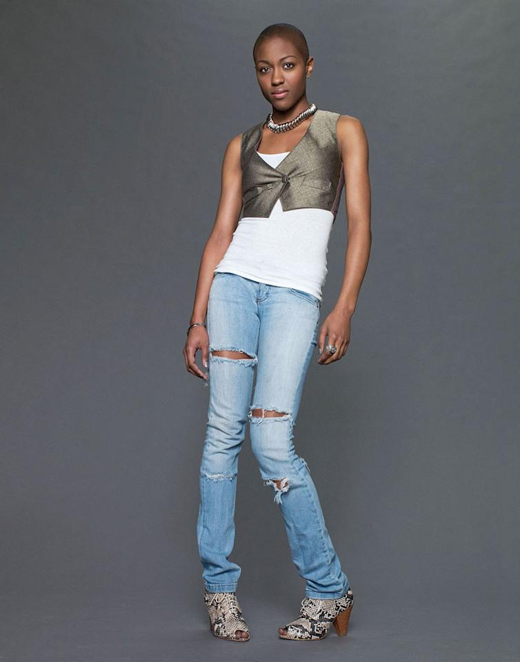 "Bianca, a 5'7"" 21-year-old student from Columbia, South Carolina (currently Washington, D.C.), is one of the 14 participants in Cycle 13 of <a href=""/america-39-s-next-top-model/show/35130"">""America's Next Top Model.""</a>"