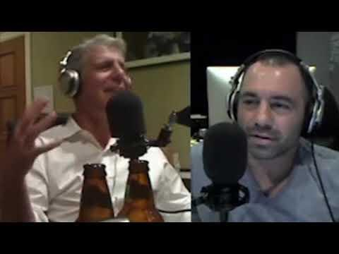 """<p>The late, great Anthony Bourdain made an early appearance on the show, before things became (marginally) more polished. That's because the pair were firm friends for a long time (""""I'll do anything with him; shoot animals in the brain, canoe trip, hot tubbing, whatever,"""" he once told a Reddit AMA, before ruling out a Brazilian Jiu-Jitsu fight. """"He's a neck cranker [...] and he's got bowling balls for arms, no visible neck."""") We don't really need to tell you why this episode is great. It's Anthony Bourdain, shooting the shit over a few beers. It's funny, informative and calming. Give it a watch, and remember a master.</p><p>Following the death of Anthony Bourdain, Joe Rogan has paid tribute to his friends a number of times, <a href=""""https://www.youtube.com/watch?v=cyDlvvirEkU"""" rel=""""nofollow noopener"""" target=""""_blank"""" data-ylk=""""slk:including in this clip"""" class=""""link rapid-noclick-resp"""">including in this clip</a>. Have a read of our <a href=""""https://www.esquire.com/uk/latest-news/a24998353/eric-ripert-sandra-zweig-remembering-anthony-bourdain-parts-unknown-interview/"""" rel=""""nofollow noopener"""" target=""""_blank"""" data-ylk=""""slk:dedication to the late chef here"""" class=""""link rapid-noclick-resp"""">dedication to the late chef here</a>, and have a look at our <a href=""""https://www.esquire.com/uk/latest-news/g28129007/anthony-bourdain-career-evolution-photos/"""" rel=""""nofollow noopener"""" target=""""_blank"""" data-ylk=""""slk:favourite episodes of his many shows"""" class=""""link rapid-noclick-resp"""">favourite episodes of his many shows</a>. <br></p><p><a href=""""https://www.youtube.com/watch?v=mcHBNdI2I4c"""" rel=""""nofollow noopener"""" target=""""_blank"""" data-ylk=""""slk:See the original post on Youtube"""" class=""""link rapid-noclick-resp"""">See the original post on Youtube</a></p>"""