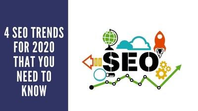 4 SEO Trends for 2020 that you need to know (CNW Group/Cansoft)