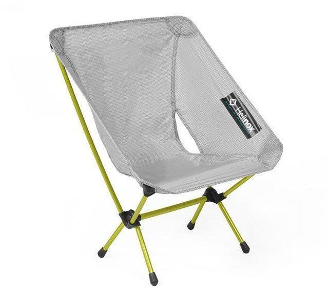 """<h2>Helinox Chair Zero</h2><br>This top-rated camp chair is nothing short of miraculous; measuring no larger than a water bottle when packed up and weighing a single pound — but still supports up to 265 of human when unfurled into sitting formation. If the man in question is a fan of the outdoors, he's definitely got his eye on this chair. <br><br><em>Shop Helinox at <strong><a href=""""https://www.rei.com/b/helinox"""" rel=""""nofollow noopener"""" target=""""_blank"""" data-ylk=""""slk:REI"""" class=""""link rapid-noclick-resp"""">REI</a></strong></em><br><br><strong>Helinox</strong> Chair Zero, $, available at <a href=""""https://go.skimresources.com/?id=30283X879131&url=https%3A%2F%2Fwww.rei.com%2Fproduct%2F158004%2Fhelinox-chair-zero%3Fcolor%3DGREY"""" rel=""""nofollow noopener"""" target=""""_blank"""" data-ylk=""""slk:REI"""" class=""""link rapid-noclick-resp"""">REI</a>"""