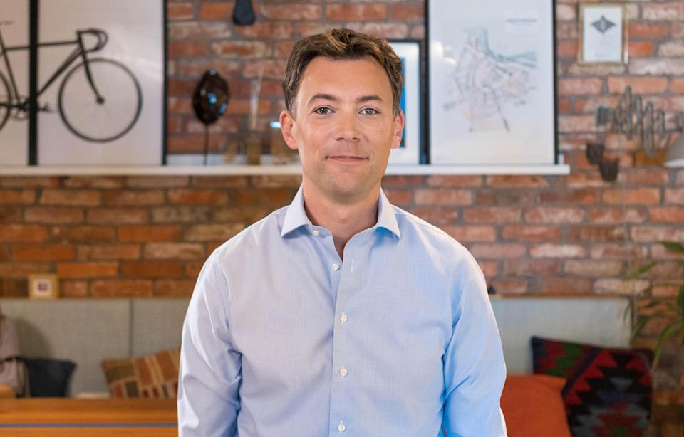 <p>Olivier Grémillon is to become CEO at the free-to-use wine app </p> (Vivino)