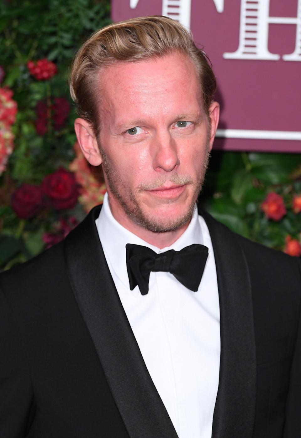Laurence Fox (Photo: David Fisher/Shutterstock)