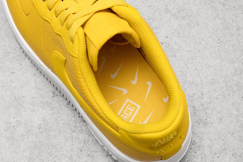 la meilleure attitude 6e6d9 4cbca Nike Made Exclusive Versions of the Air Force 1, and There's ...