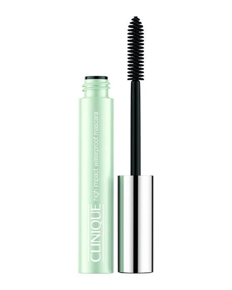 """<p>No need to worry about clumping or smearing with this waterproof mascara that is a godsend for individuals with sensitive eyes. $18, <a rel=""""nofollow"""" href=""""http://www.bergdorfgoodman.com/Clinique-High-Impact-Waterproof-Mascara/prod84870007/p.prod?ecid=BGCS__Polyvore"""">Bergdorf Goodman</a>. </p>"""