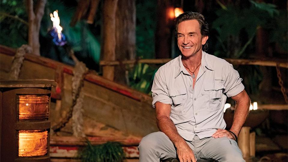 Host Jeff Probst, who also serves as exec producer, says the competitors will determine the direction of the show more this season. - Credit: Courtesy of CBS