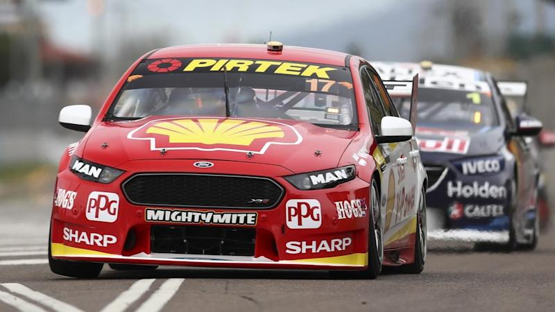 SUPERCARS TOWNSVILLE 400