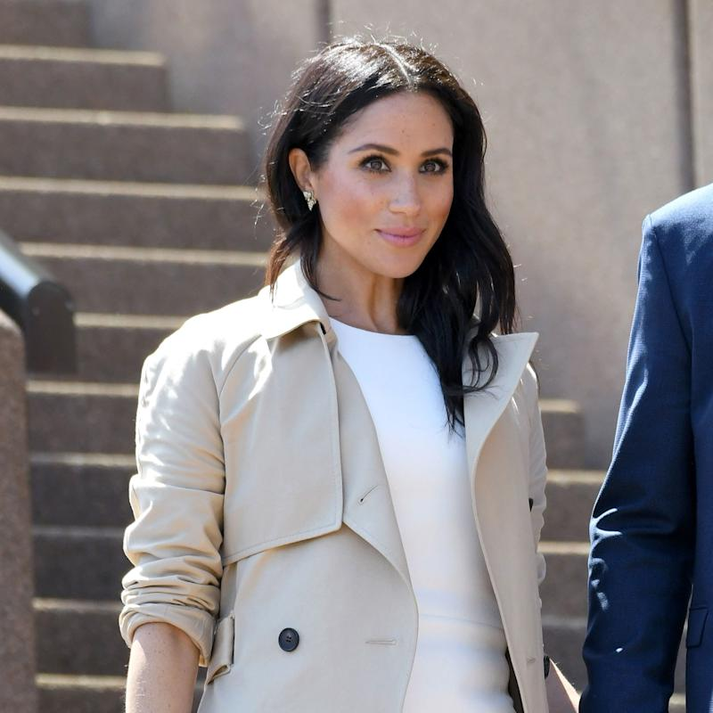 Meghan Markle Transforms the Polished Ponytail with One Simple Trick in Australia