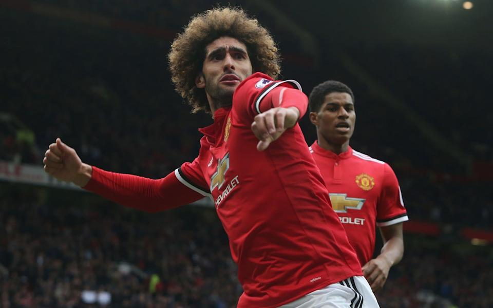 Marouane Fellaini may split opinion but, like his manager, he gets results.