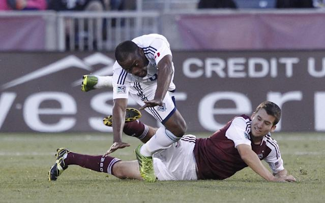 Nigel Reo-Coker an injury doubt after tripping over a bike rack