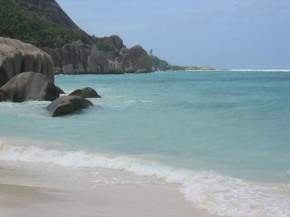 <p>Beaches are the main attraction in <b>Seychelles</b> and how! With a dreamlike setting, this island (comprising of 115 of them) is an obvious choice for honeymooners. What's more, a visa on arrival is issued free of charge. The Visitor's Permit is initially valid for the period of visit of up to one month. It can be extended for a period of up to three months from the date of issue and capable of further extensions. One needs to have a passport valid on the date of entry to and exit from Seychelles, return or onward ticket, proof of accommodation; including contact details and sufficient funds for the duration of the stay.</p><p>Photo: Tiare Scott/Flickr</p>