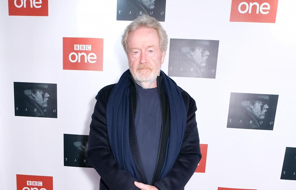 Sir Ridley Scott (credit: Getty Images)