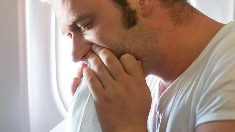 'Pretty Much Everyone On The Plane Threw Up' On Gut-Wrenching Landing
