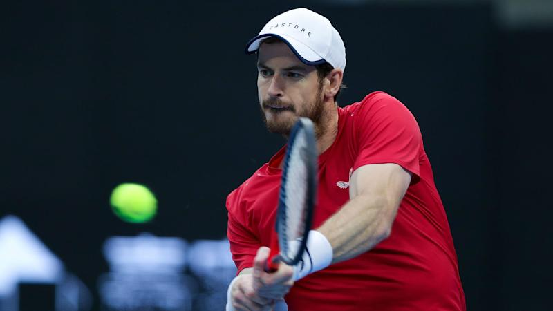 Murray delays return from injury, won't play Montpellier or Rotterdam
