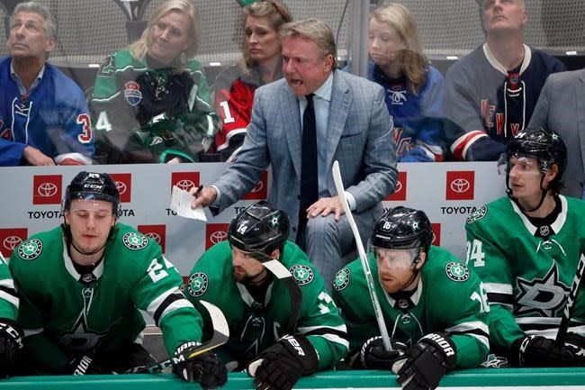 Blues hire Montgomery as assistant months after Stars firing