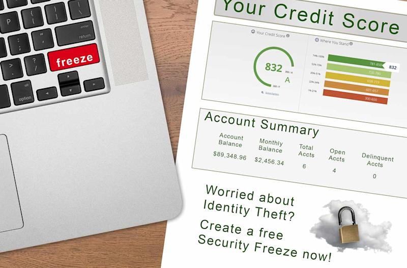 Credit Freezes Aren't Foolproof