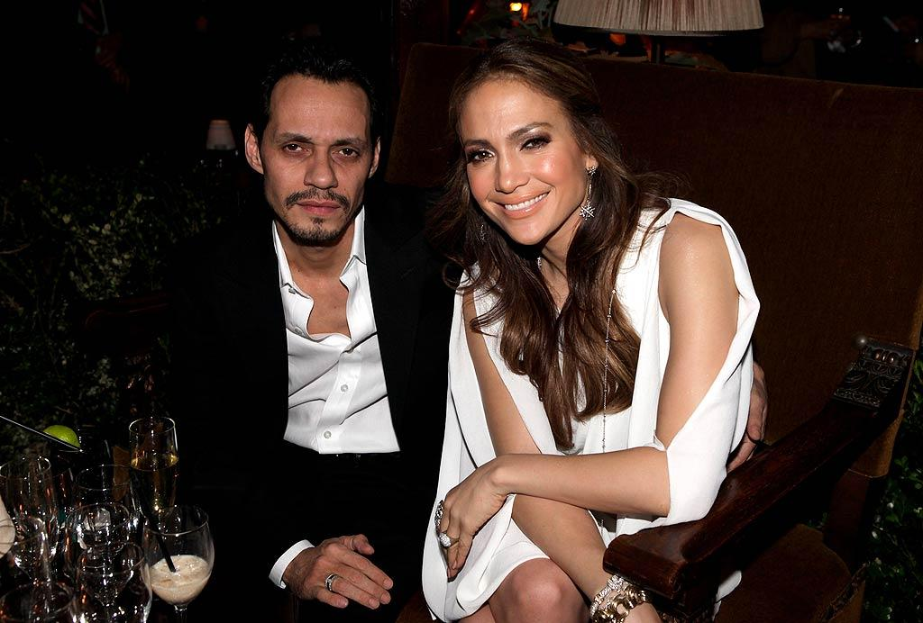 "Jennifer Lopez and Marc Anthony won't be having a ""quickie divorce,"" because they're ""working very hard to patch up their strained marriage,"" reports <i>Star</i>. The mag reveals that Lopez ""does not want to get divorced."" For the lengths Lopez is going to get back together with Anthony, and how willing he is to reconcile, see what friends of the couple tell <a href=""http://www.gossipcop.com/jennifer-lopez-marc-anthony-reconciling-j-lo-back-together-marriage-divorce/"">Gossip Cop.</a>"
