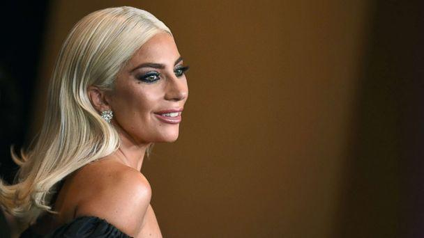 PHOTO: Actress and singer Lady Gaga attends a gala hosted by the Academy of Motion Picture Arts and Sciences in Hollywood, Calif., Nov. 18, 2018. (Valerie Macon/AFP/Getty Images, FILE)