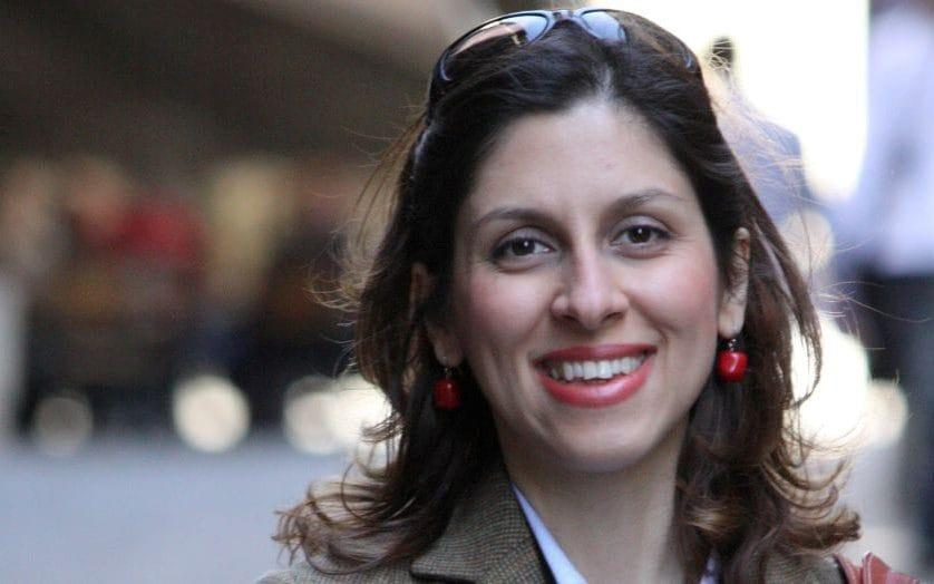 Nazanin Zaghari-Ratcliff is expected to be moved from house arrest back to prison - Reuters