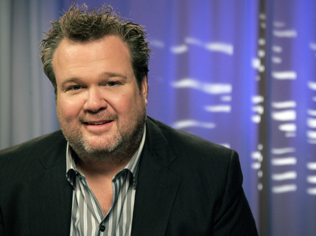 Actor Eric Stonestreet poses for a portrait in New York, Wednesday, March 24, 2010. (AP Photo/Jeff Christensen)