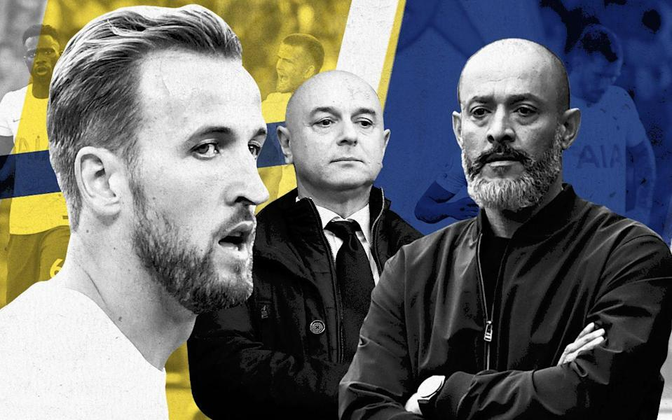 Unhappy staff, a toxic boardroom and dire football - how Tottenham lost their way - Custom image