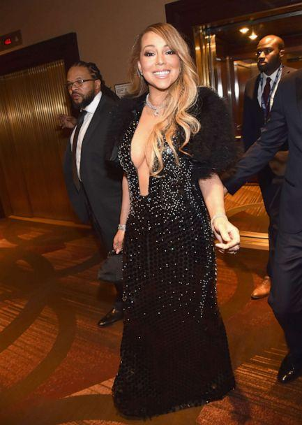 PHOTO: Mariah Carey attends the Clive Davis and Recording Academy Pre-GRAMMY Gala and GRAMMY Salute to Industry Icons Honoring Jay-Z, Jan. 27, 2018, in New York. (Kevin Mazur/Getty Images, FILE)