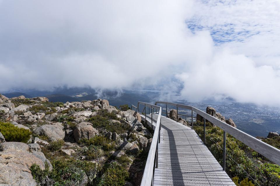 Tasmania Police are urging people to enjoy the bush safely, by taking precautions. Source: Getty Images