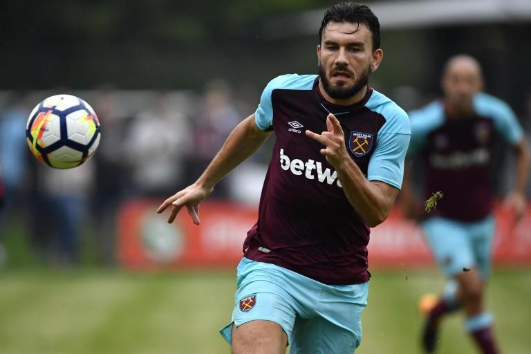 Robert Snodgrass set for West Ham exit as Slaven Bilic continues clear-out