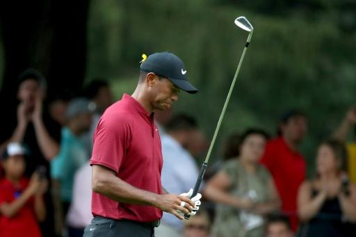 Thomas opens three-shot lead over McIlroy at Bridgestone