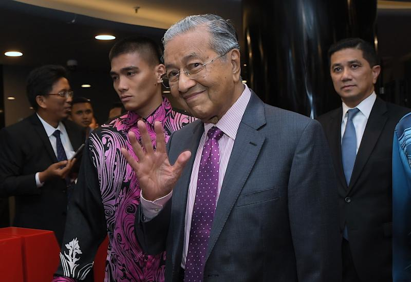 Wisma Putra officials said the prime minister's travel plans were unchanged and that he is still due to depart for Bali this afternoon. ― Bernama pic