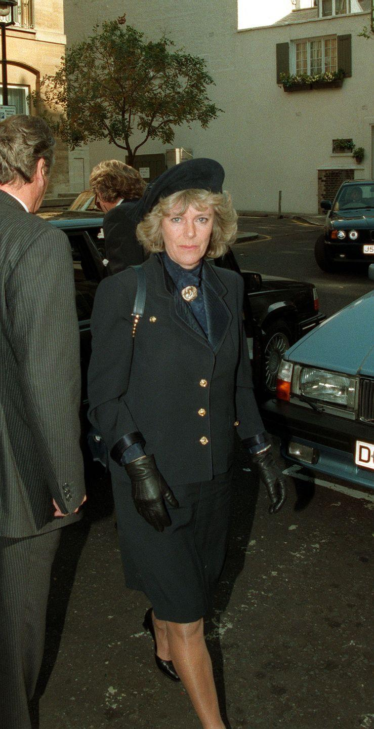 """<p>Charles confirmed his relationship with Camilla this year, and Diana reportedly respond with her infamous <a href=""""https://www.elle.com/uk/fashion/celebrity-style/articles/g10737/princess-diana-fashion-moments/?slide=127"""" rel=""""nofollow noopener"""" target=""""_blank"""" data-ylk=""""slk:'revenge' dress"""" class=""""link rapid-noclick-resp"""">'revenge' dress</a>.</p>"""