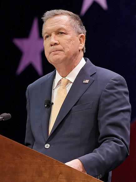 """<p><strong>Former Ohio governor, 2016 Republican presidential candidate</strong></p> <p>In a video that <a href=""""https://www.youtube.com/watch?v=D86V3Sqynws"""" rel=""""nofollow noopener"""" target=""""_blank"""" data-ylk=""""slk:aired during the Democratic National Convention"""" class=""""link rapid-noclick-resp"""">aired during the Democratic National Convention</a>, Kasich stood at a symbolic crossroads saying, """"We're being taken down the wrong road by a president who is pitted one against the other. He's unlike all of our best leaders before him who work to unite us, to bridge our differences and lead us to a united America."""" </p> <p>Kasich admitted, """"I'm a lifelong Republican, but that attachment holds second place to my responsibility to my country ... In normal times, something like this would probably never happen, but these are not normal times."""" </p> <p>Then he endorsed Biden, reassuring non-Democrats, """"I'm sure there are Republicans and independents who couldn't imagine crossing over to support a Democrat. They fear Joe may turn sharp left and leave them behind. I don't believe that. He's reasonable, faithful, respectful, and you know, no one pushes Joe around.""""</p> <p>(Trump later responded on Twitter, in a jab thrown at other Republicans who've abandoned him: """"John Kasich did a bad job in Ohio, ran for President and was easy to beat, and now went to the other side desperate for relevance ... another loser!"""")</p>"""