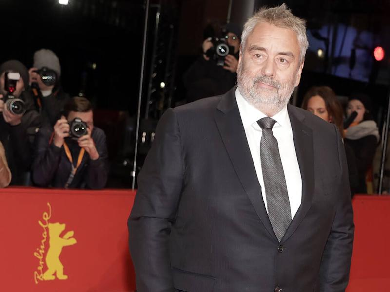 Luc Besson denies rape allegations