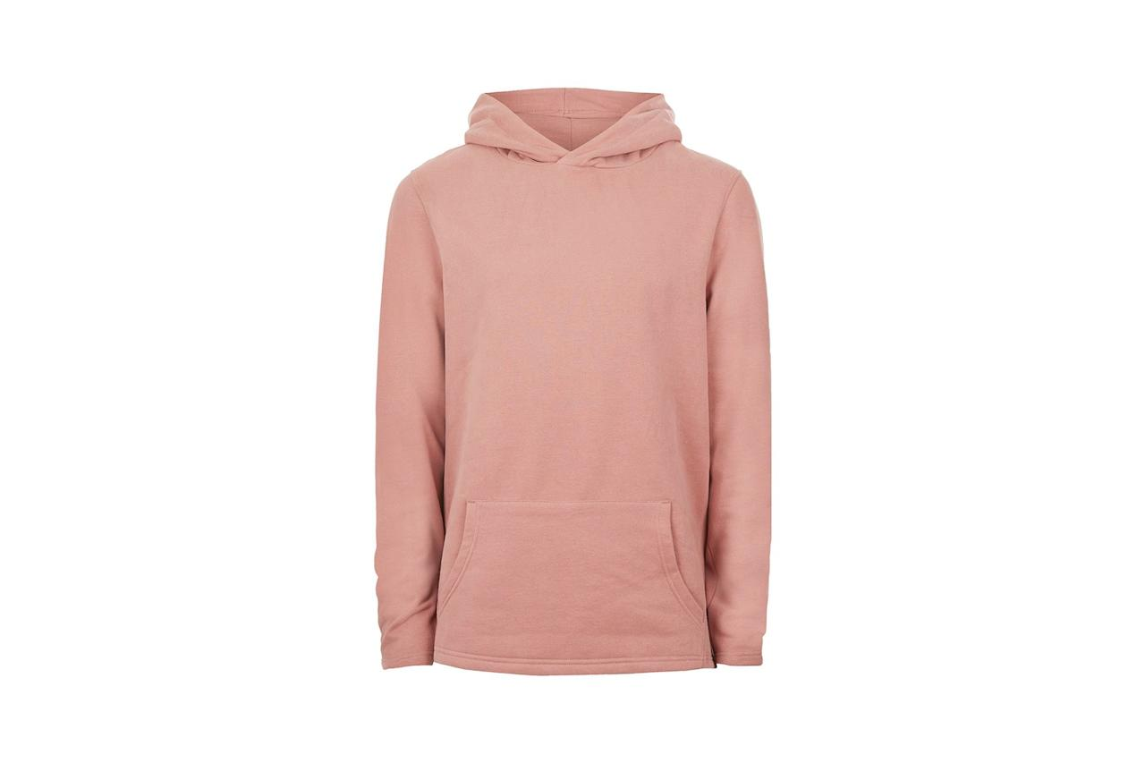 """<p>$40, buy now at <a rel=""""nofollow"""" href=""""http://us.topman.com/en/tmus/product/new-in-172003/latest-trend-4339301/dark-pink-oversized-hoodie-6385580?affiliate_id=J84DHJLQkR4&bi=60&cmpid=aff_J84DHJLQkR4_lsus&geoip=noredirect&mbid=synd_yahoostyle&network=lsus&ps=20&ranEAID=J84DHJLQkR4&ranMID=35859&ranSiteID=J84DHJLQkR4-uSVMqik_Q0_GQGCVEGMu0g&siteID=J84DHJLQkR4-uSVMqik_Q0_GQGCVEGMu0g&utm_medium=affiliate"""">topman.com</a></p>"""