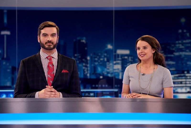 Acerbic satire of 'The Beaverton' thriving in polarized political climate