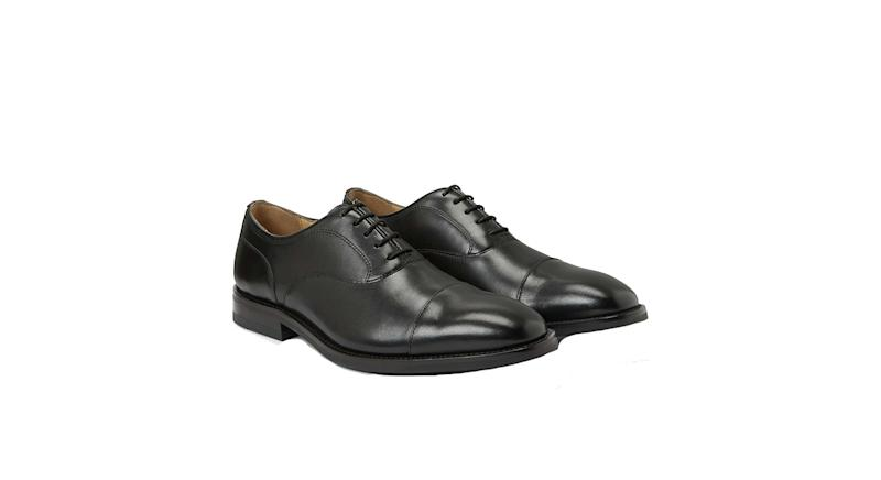 John Lewis & Partners Glympton Leather Oxford Shoes