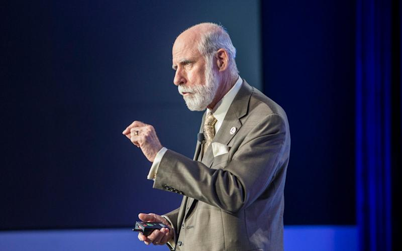 Vint Cerf, 77, who co-founded the technical standards that underpin the internet - The Washington Post/The Washington Post