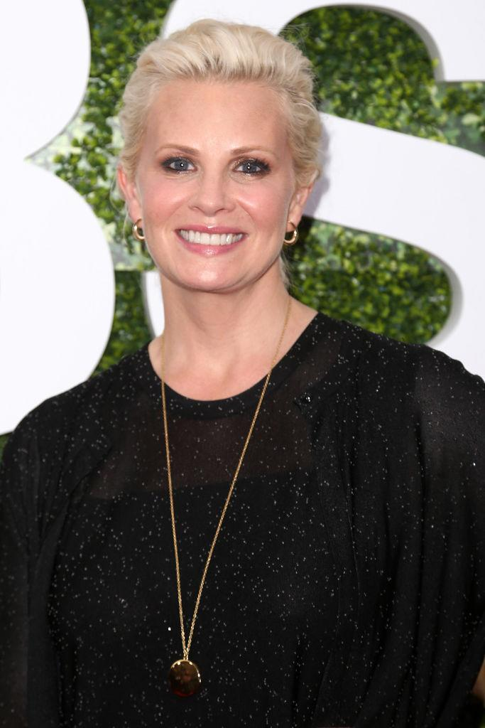 Monica Potter pictured on Aug. 1, 2017. (Photo: Tommaso Boddi/Getty Images)