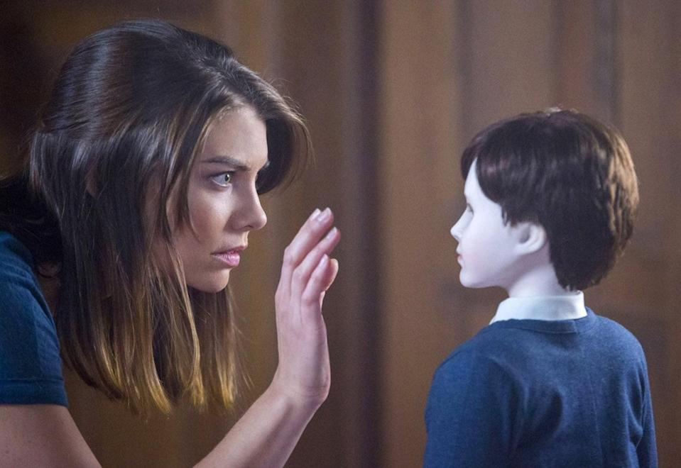 "<h1 class=""title"">THE BOY, Lauren Cohan, 2016. ph: David Bukach/©STX Entertainment/Courtesy Everett Collection</h1><cite class=""credit"">Courtesy Everett Collection</cite>"