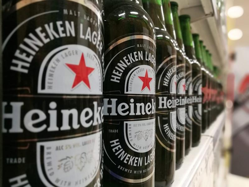 Heineken is just the latest beer company pushed to the brink by changing drinking habits among US millennials. | Source: Shutterstock