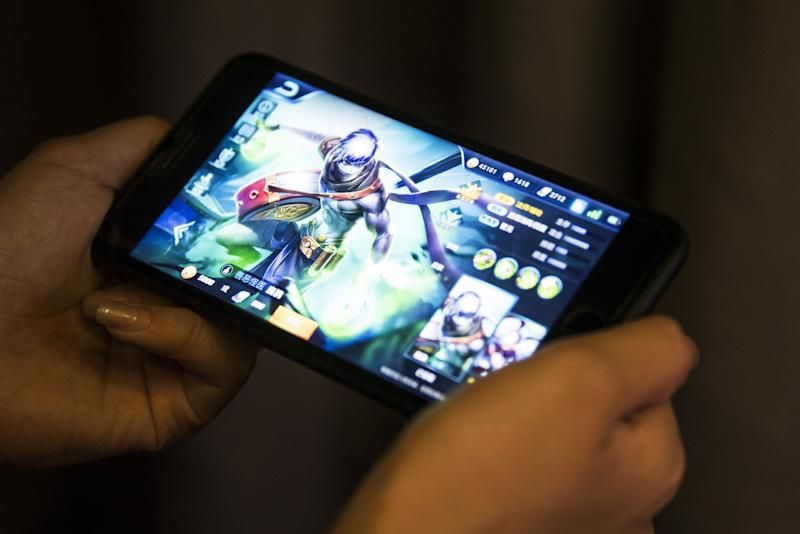 Tencent Plays Down WeChat Ban After Results Beat Estimates