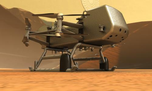 Nasa's Dragonfly mission to Saturn's Titan moon delayed