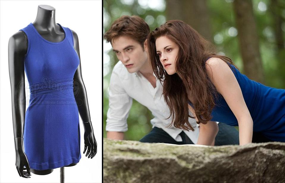 <p>Bella's first outfit for her new, immortal life. (Photo: Prop Store/Summit) </p>
