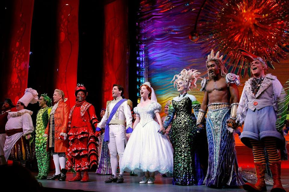 """<p>From Disney's most successful stage adaptation, to one of their least–the play version of the 1989 animated film, <em>The Little Mermaid,</em> failed to ignite sparks when it opened on Broadway in 2007. For the most part, the story remained the same–with the addition of a few new musical numbers, as well as an extended dance number for """"Under the Sea."""" The show closed less than a year after opening and never managed to find a successful touring life. In the age of Disney live-action film remakes, it is inevitable that the Magic Mouse will revisit Ariel and her friends once again.</p>"""