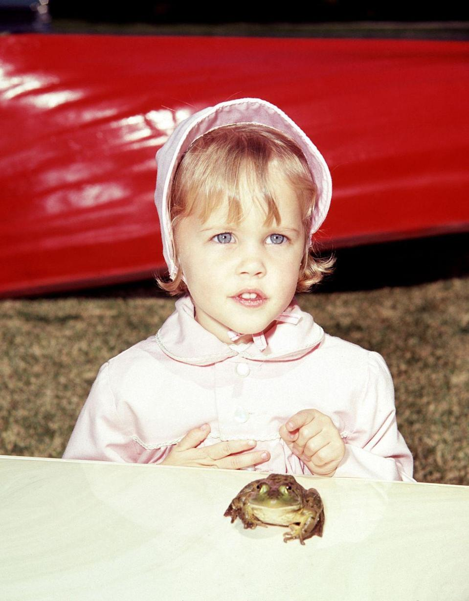 <p>Remember Tabitha Stephens from <em>Bewitched</em>?</p>