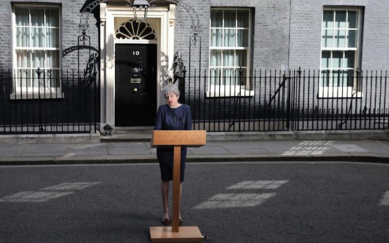 Theresa May - Getty Images Europe