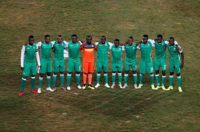 FILE PHOTO: African Confederation Cup - Group Stage - Group D - Zamalek v Gor Mahia FC