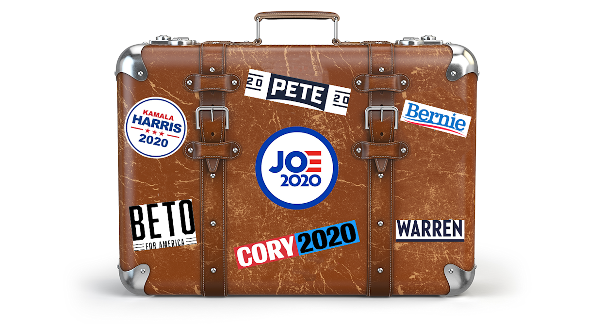 Best Essential Oil Brands 2020 The biggest baggage weighing down the top 7 presidential hopefuls